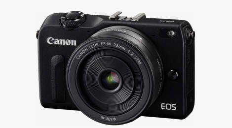 Canon EOS M2 Camera