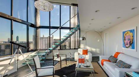 Inside Frank Sinatra's New York Penthouse