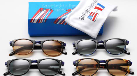 Garrett Leight X Thierry Lasry 2014 Sunglasses Collection
