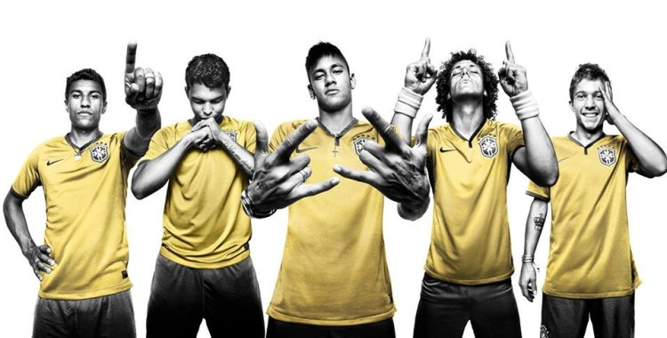 Nike Football: Dare to be Brasilian