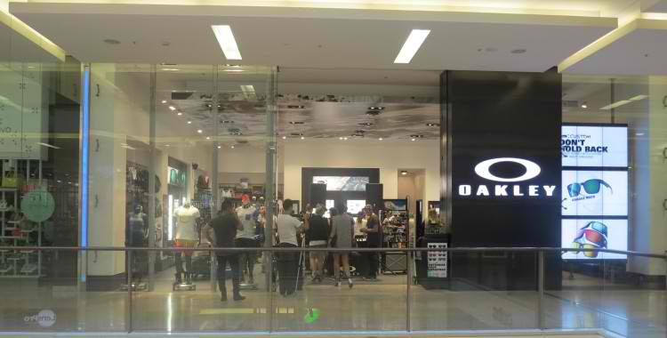Oakley Custom O Store Launch