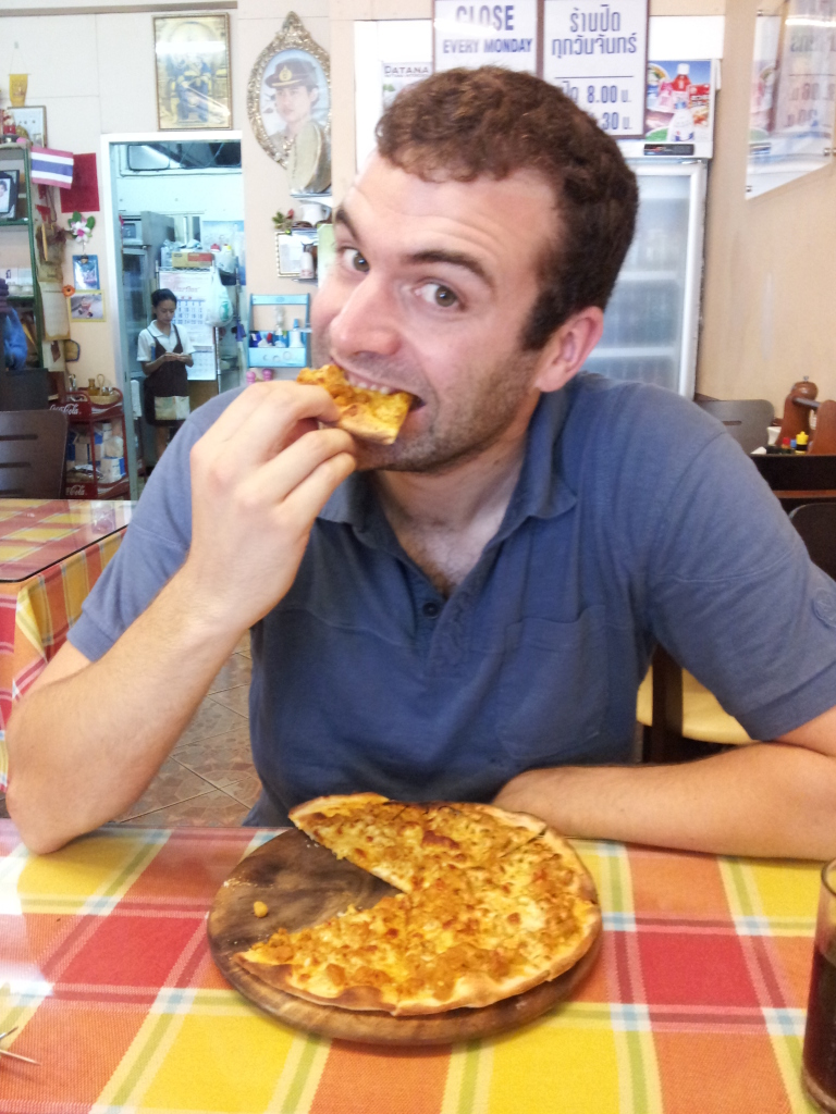 STEVE PIZZA
