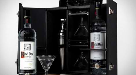 TUMI X Ketel One Vodka Mixing Set