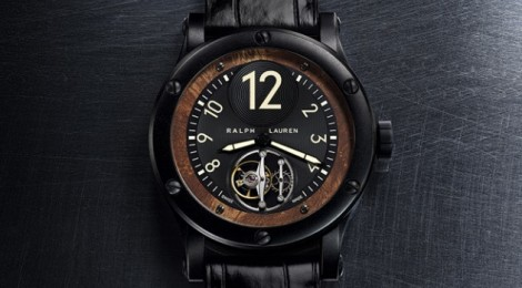 The Ralph Lauren Automotive Flying Tourbillon Watch