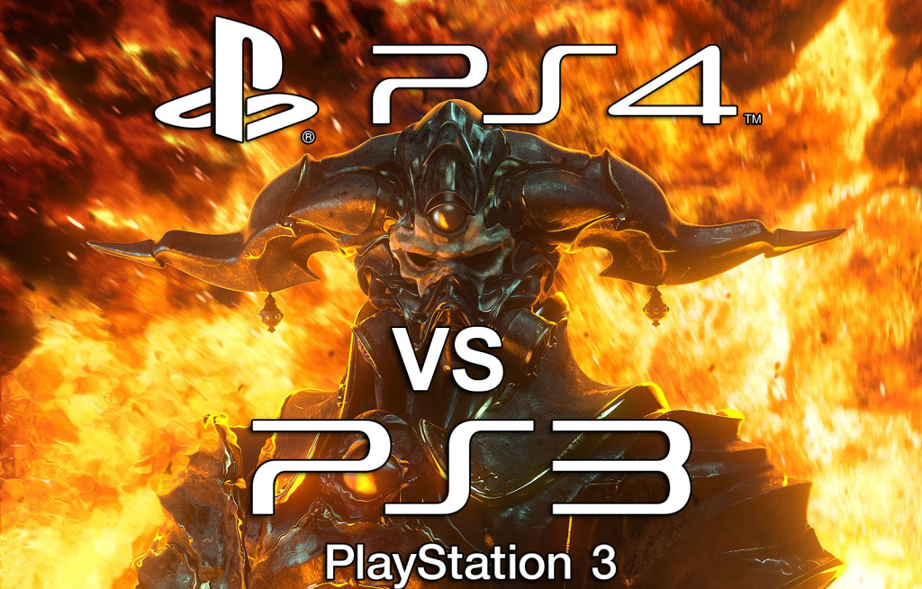 Comparing The PS3 Against The PS4