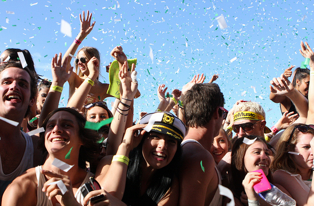 The Top 4 Music Festivals From Around The World