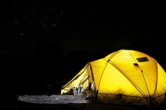 The Essential List Of Things To Bring On A Camping Trip