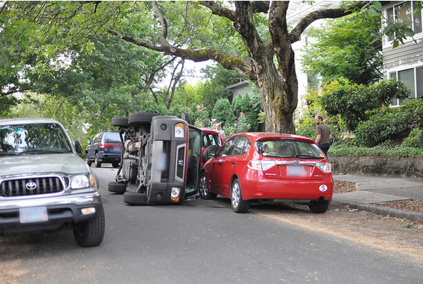 Driving Accidents: Learn The Facts