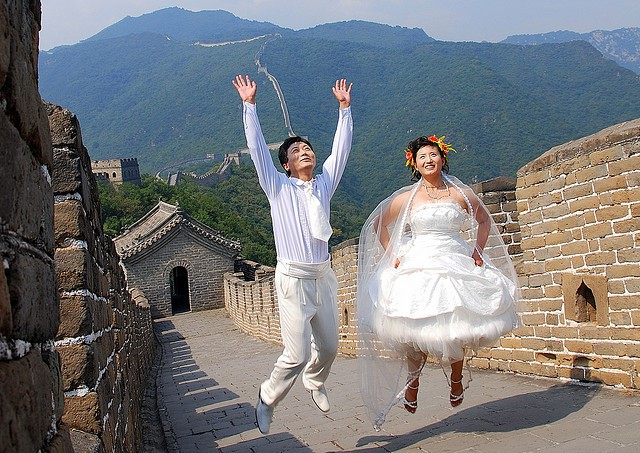 Excellent Places for Couples to Visit in China