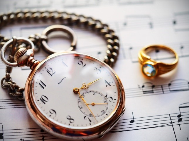 Looking For Antique Watches? Here's How To Find Them