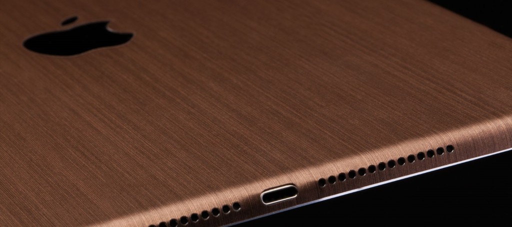 Just Bought An iPad Air? You Need A Vinyl Skin Stat