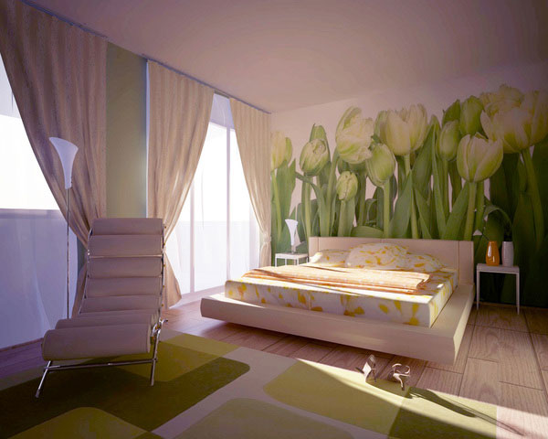 Top tips for a relaxing bedroom