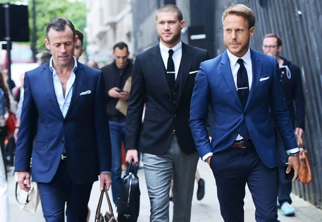 Men's Lifestyle – Checks and Balances