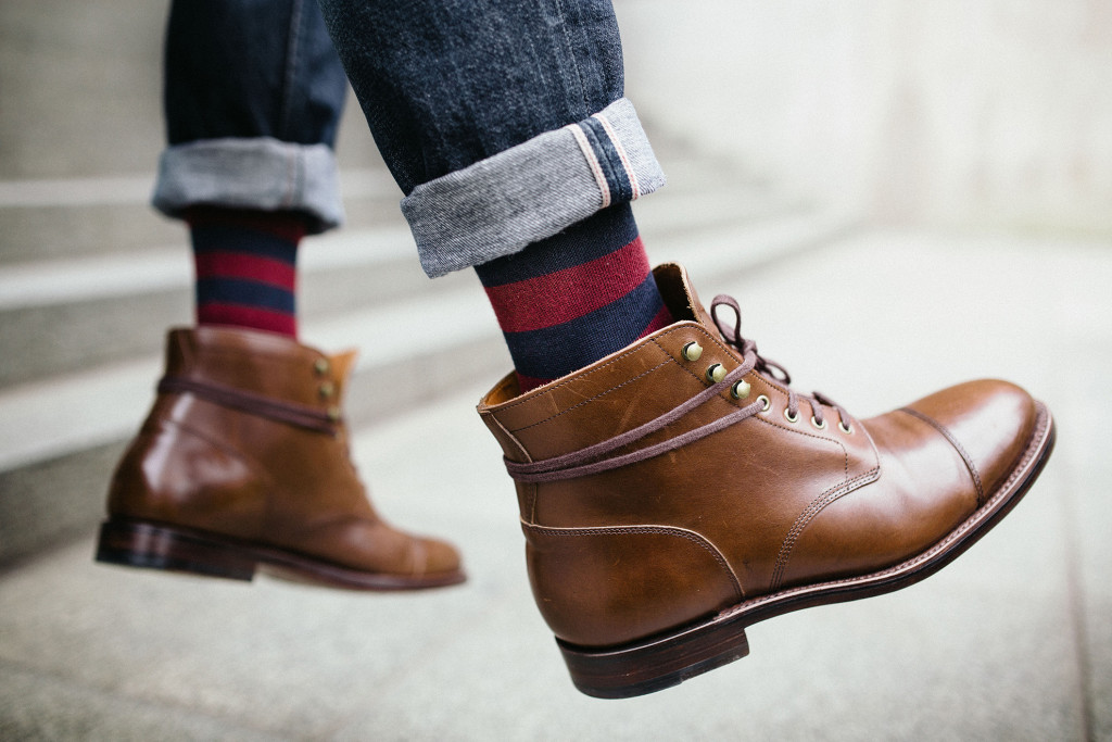 Men's Fashions For Feet On the Move