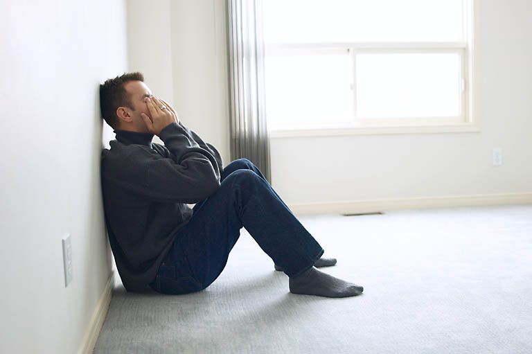 How Men Deal With Stress, Anxiety, And Depression