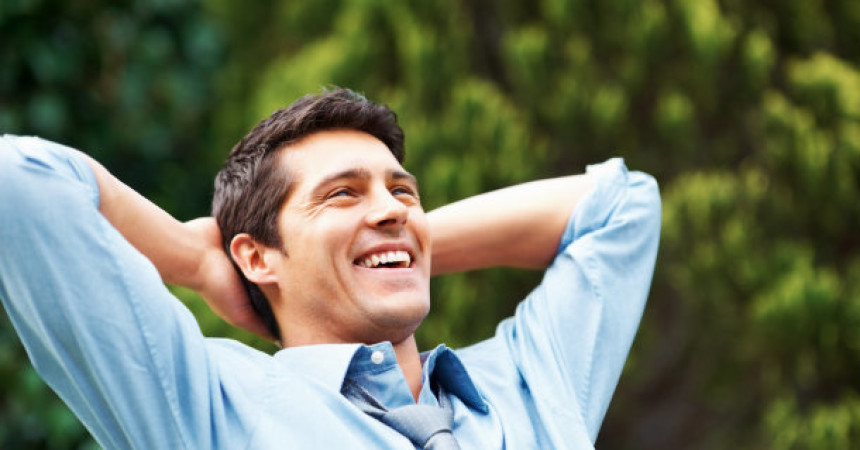 3 Things A Man Can Do On His Day Off to Feel Good About Himself