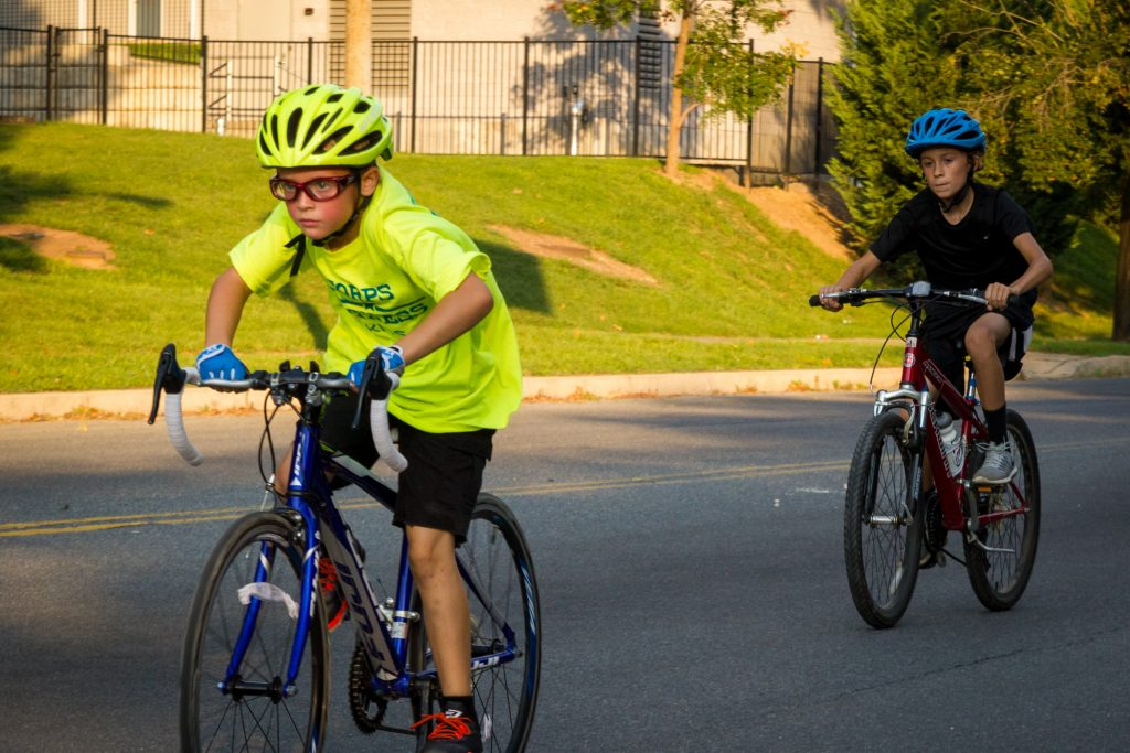 Starting Them Young – Upcoming Youth Cyclists with a Promising Future
