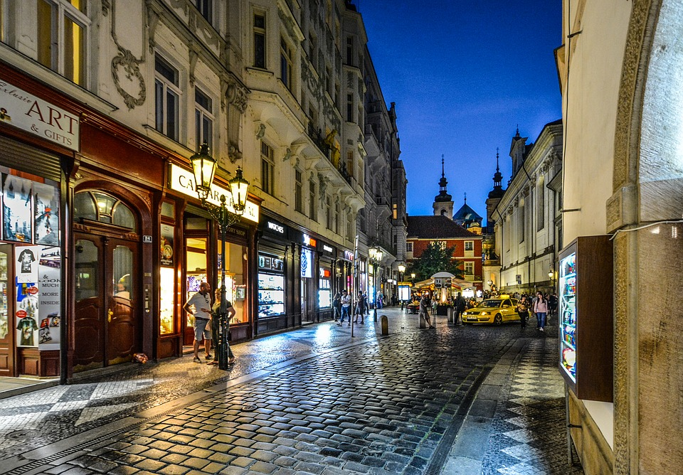 The 'Prague-matic' Approach to Enjoying the Nightlife